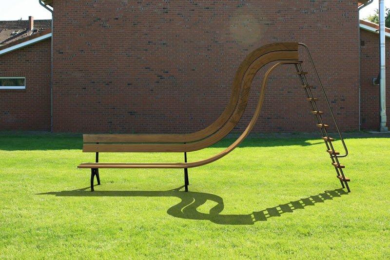 На этих скамеечках семками не плюются интересное, искусство, креатив, лавочки, произведение искусства, скамеечки, фото