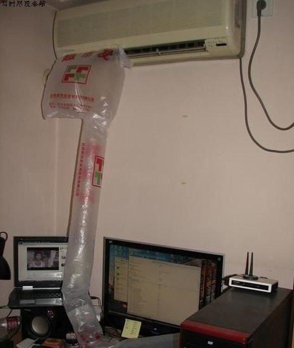 20 практических советов по охлаждению компьютера жара, интересное, компьютер, охлаждение, перегрев, фото, юмор