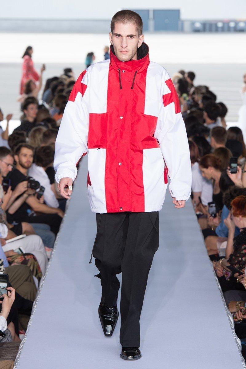 Новая коллекция бренда Vetements: Цой, мат, наши 90-е Vetements, spring2019, ynews, весна-лето 2019, интересно, мода, от кутюр