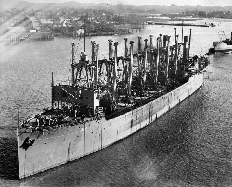 3. Корабль «Циклоп» в мире, история, исчезновение, люди, тайна