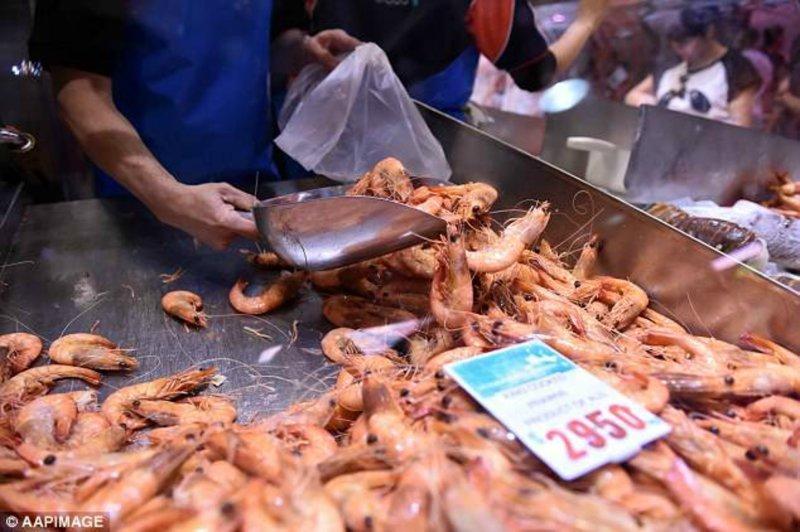"""""""Мы играем с огнём"""": в креветках обнаружили смертельный вирус вирус, еда, креветки, морепродукты, новости, опасно, продукты, производство"""