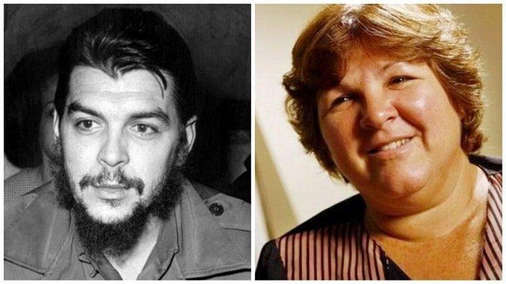 Че Гевара и Алейда Гевара Марч звезды, известные и знаменитые, интересно, медийные персоны, потомки