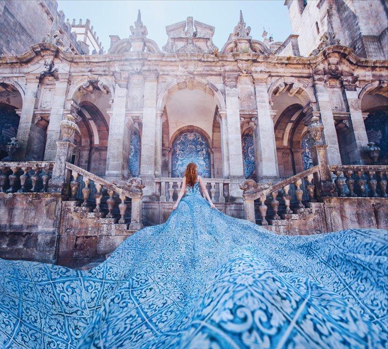 14. Порто, Португалия вау, девушки в платьях, красивые  места, красивые девушки, красота мира, модели, платья, фотопроект