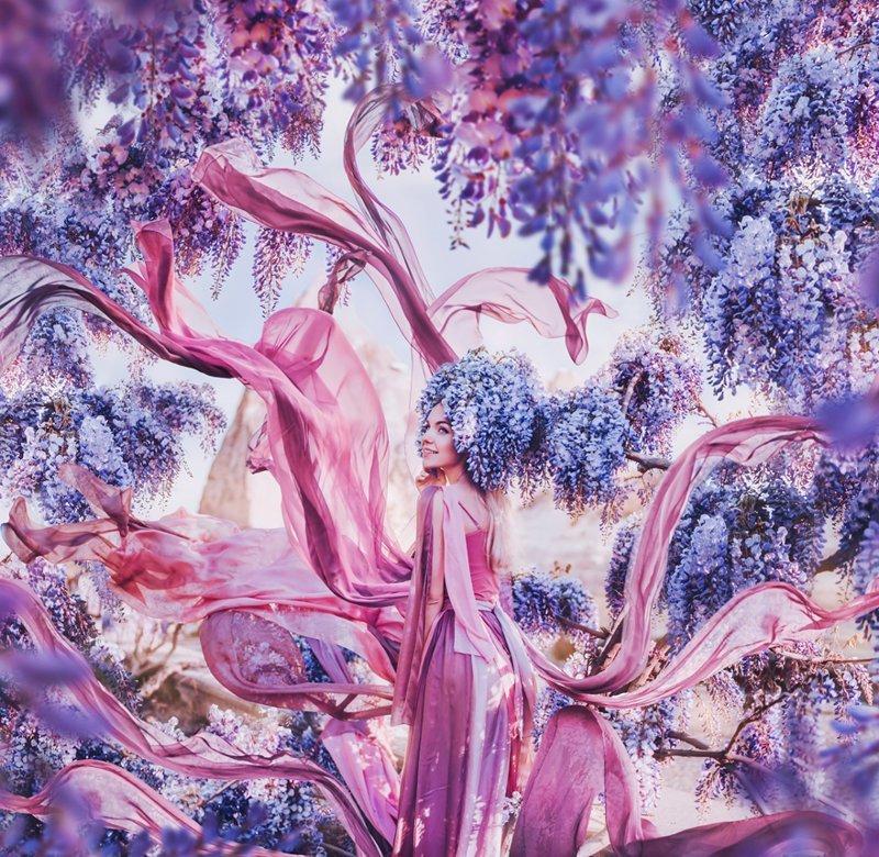 29. Каппадокия, Турция вау, девушки в платьях, красивые  места, красивые девушки, красота мира, модели, платья, фотопроект