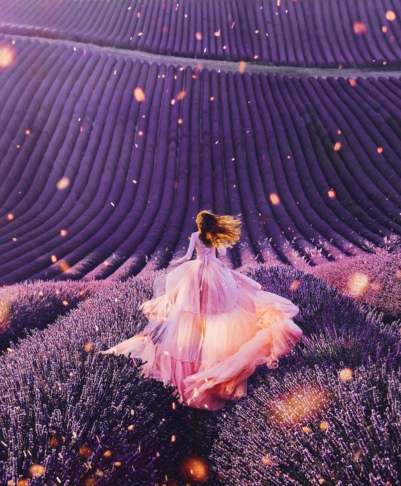 25. Валансоль, Прованс, Франция вау, девушки в платьях, красивые  места, красивые девушки, красота мира, модели, платья, фотопроект