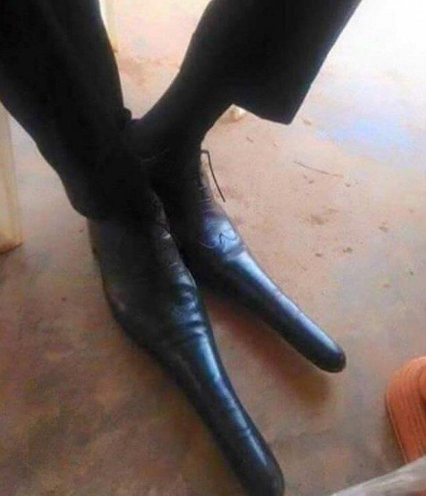 Вот что будет, если объединить дилдо и ботинки альтернативное применение, дилдо, прикол, страпоны, фаллос, юмор