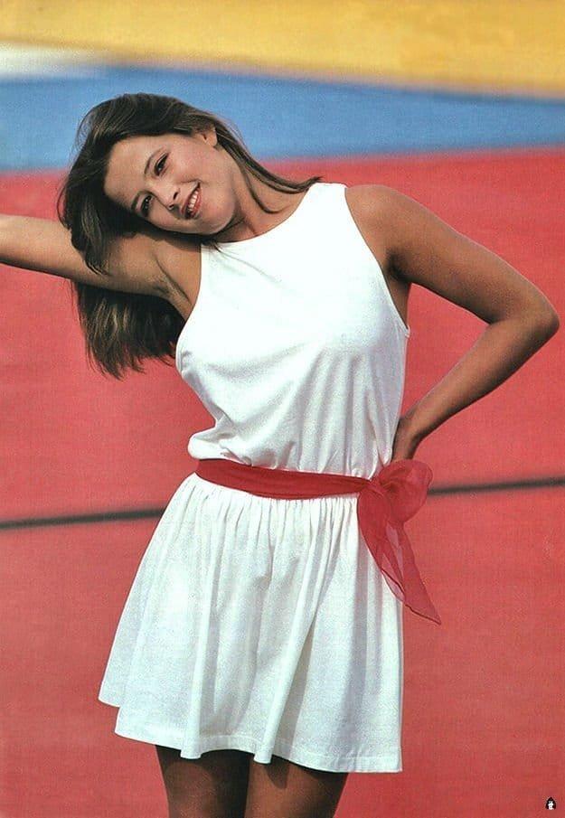 Очаровательная Софи Марсо - лучшее из фотосессий Софи Марсо, голливуд, кино, фото