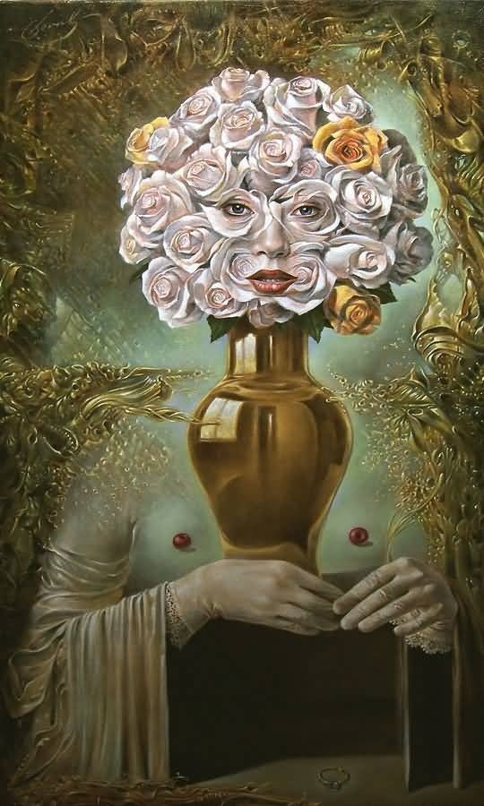 Предложение Михаил Хохлачев, интересное, картины, подражатели, талант