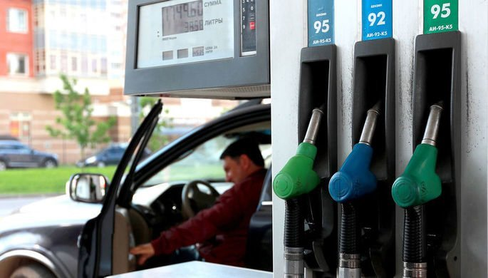 Федерация автовладельцев заявила о недоливе бензина на 76% российских АЗС авто, азс, бензин, воровство, проверка, факты, экономика