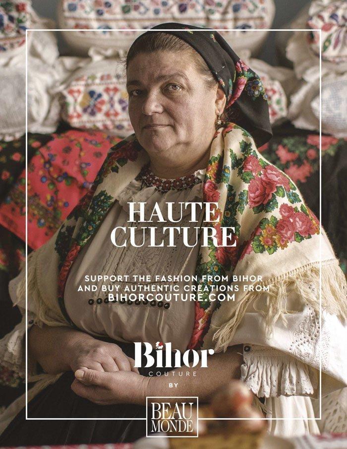 Чтобы бороться с такой несправедливостью и культурным заимствованием, румынский журнал мод Beau Monde запустил чудесную кампанию dior fashion, вышивка, заимствование, мода, орнамент, плагиат, румыния, традиции