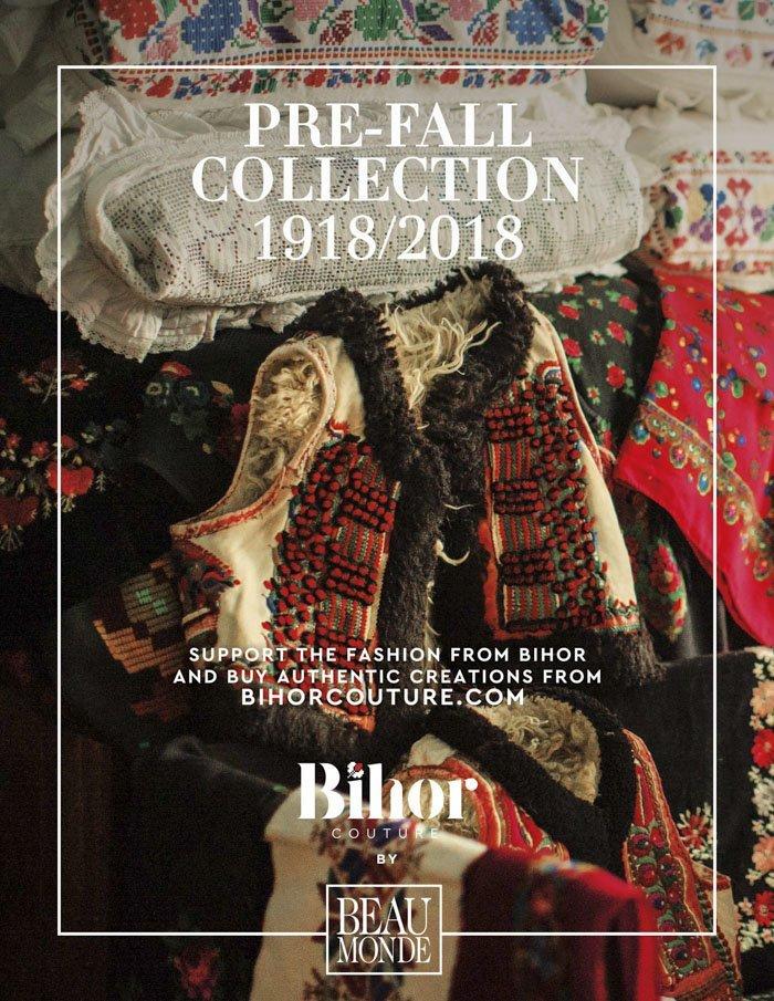 С помощью бихорских мастериц и дизайнеров был создан новый модный бренд Bihor Couture dior fashion, вышивка, заимствование, мода, орнамент, плагиат, румыния, традиции