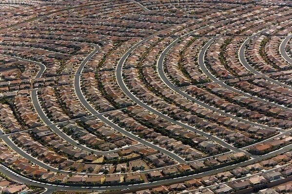 Пригород Лас-Вегаса гармония, идеально, красота, перфекционизм, совершенство, фото