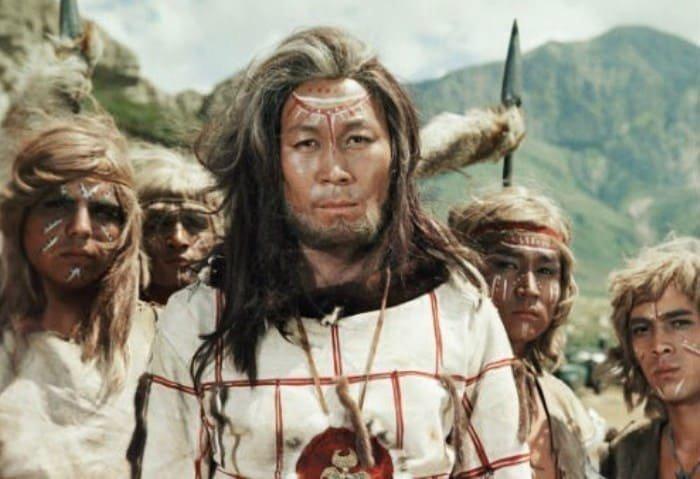 Кадр из фильма *Земля Санникова*, 1973 актер, кино, режиссер