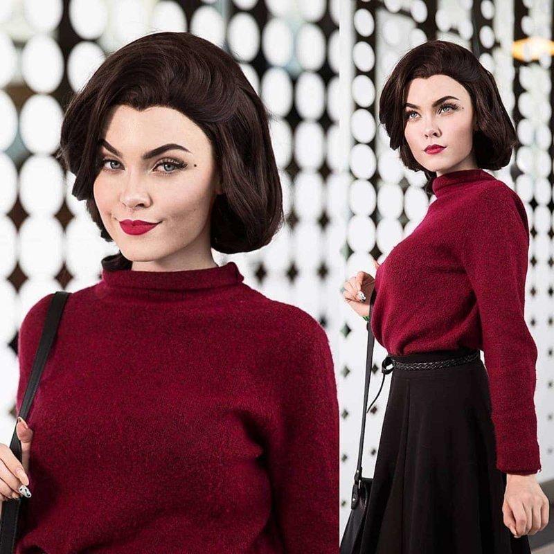 Косплейщица Илона Бугаева прославилась в сети впечатляющими образами визажист, девушка, косплееры, косплей, макияж, перевоплощения, персонажи, творчество