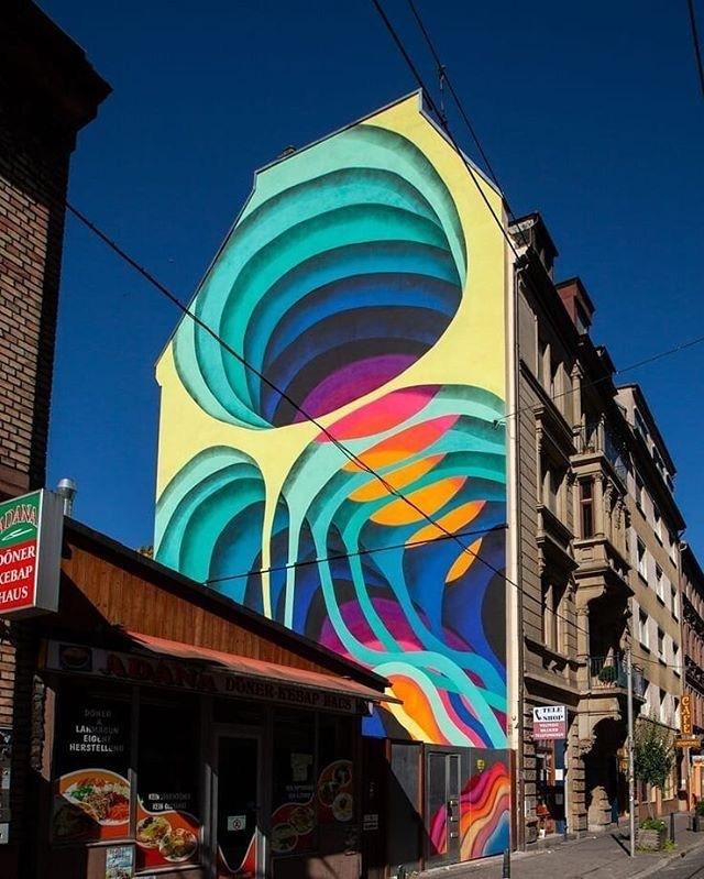 Уличное искусство день, животные, кадр, люди, мир, снимок, фото, фотоподборка