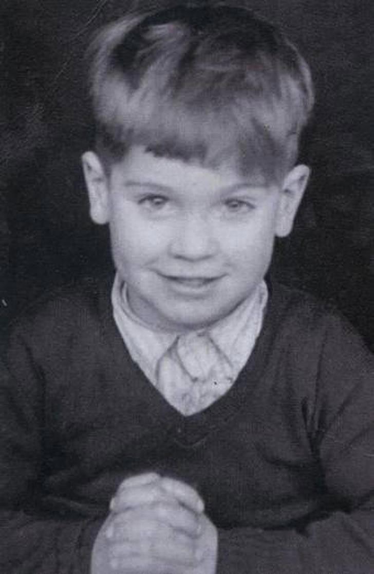 Оззи Осборн детсво, знаменитости, люди, тогда и сейчас, фото