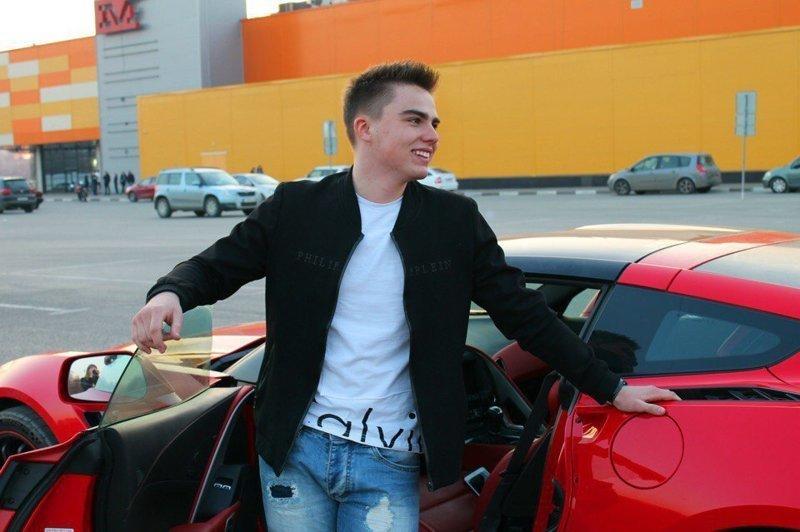 Молодой человек за рулем Chevrolet Corvette стал виновником ДТП богатые детки, детки-мажоры, дорого богато, золотая молодежь, мажоры