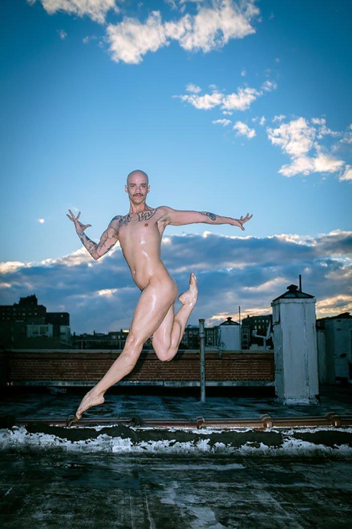 3. Терк Льюис балерина, балерун, балет, красота, обнажёнка, тела красивые, фотограф, фотопроект
