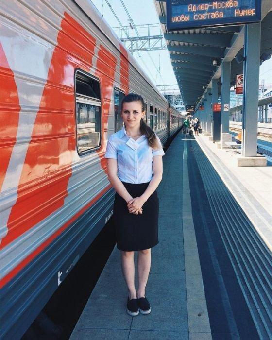Работа девушек на железной дороге требуется девушки для работы в клубе