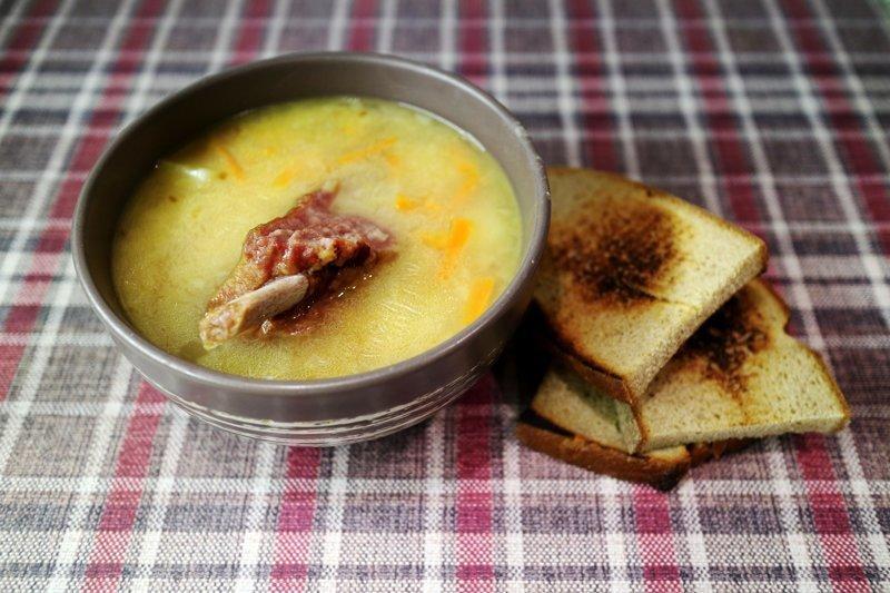 Ингредиенты на 6-8 порции: видео рецепт, гороховый, кулинария, рецепт, суп