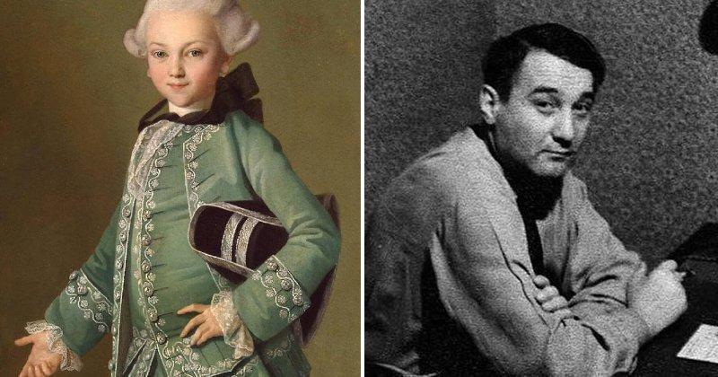 Семерка детей, доказывающая, насколько цари любили пошалить бастард, известный, история, незаконнорожденный, российская история, цари