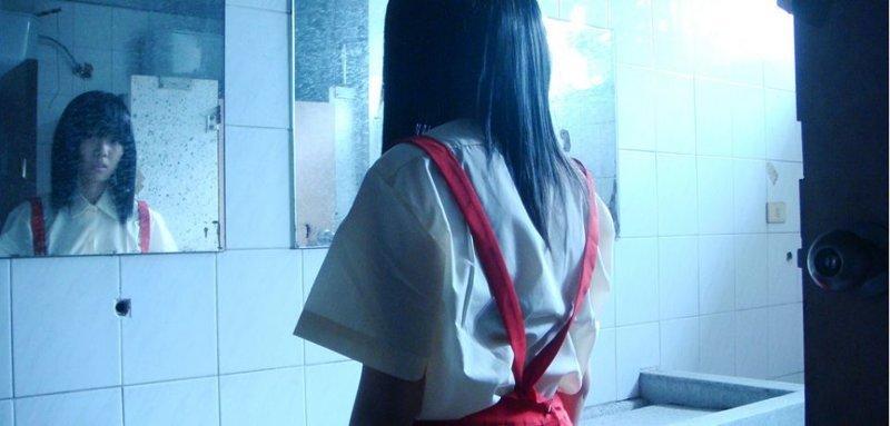 Сходить в туалет – тоже стыдно аниме, девушки, декольте, стыд, тело, традиции, япония