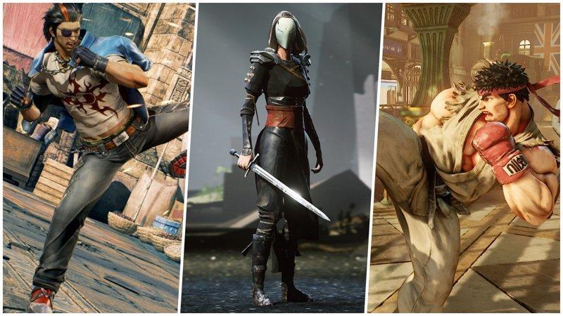 Во что залипнуть на выходных: 10 улётных игр в жанре файтинг выходные, залипалово, игры, компьютерные игры, мортал комбат, файтинги