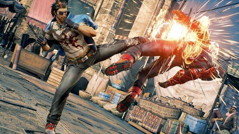 Tekken 7 (2017) выходные, залипалово, игры, компьютерные игры, мортал комбат, файтинги