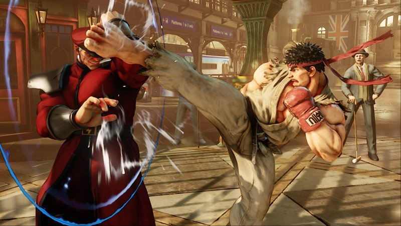 Street Fighter V (2016) выходные, залипалово, игры, компьютерные игры, мортал комбат, файтинги