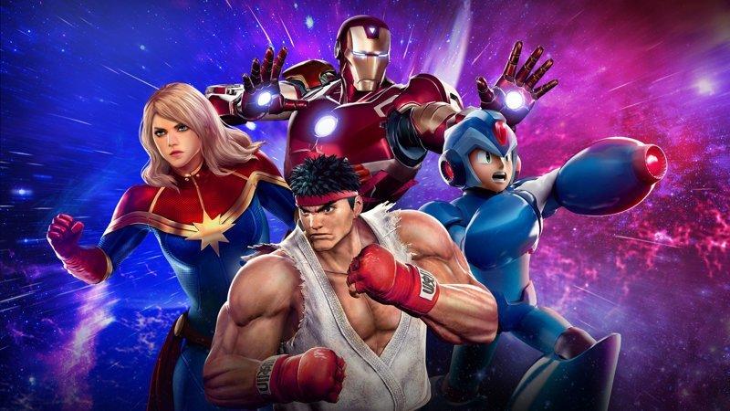 Marvel vs. Capcom: Infinite (2017) выходные, залипалово, игры, компьютерные игры, мортал комбат, файтинги