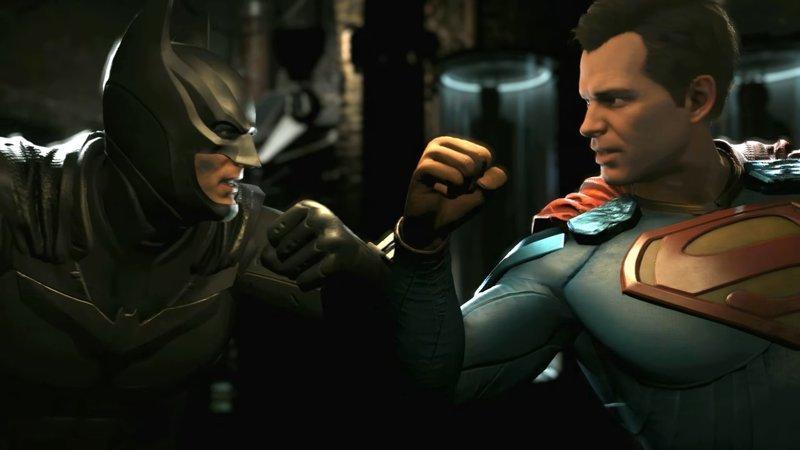 Injustice 2 (2017) выходные, залипалово, игры, компьютерные игры, мортал комбат, файтинги