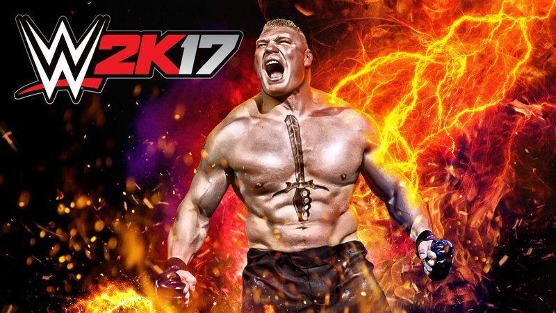 WWE 2K17 (2017) выходные, залипалово, игры, компьютерные игры, мортал комбат, файтинги