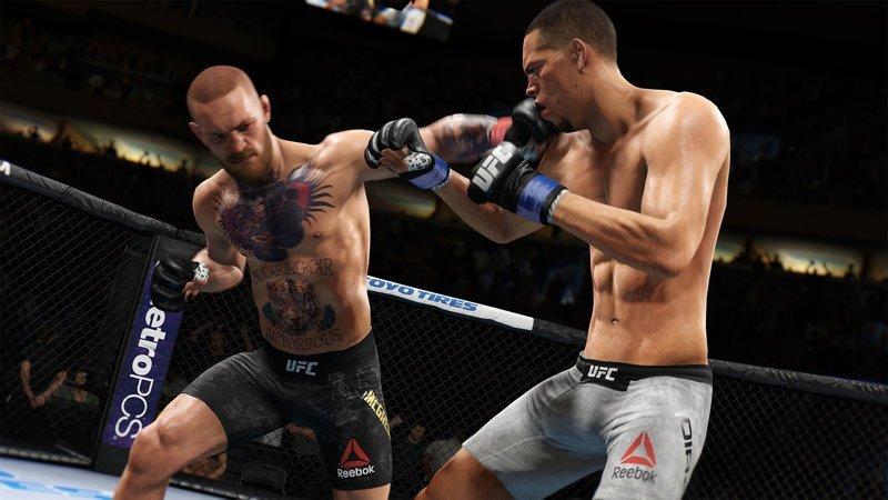 EA SPORTS UFC (2014) выходные, залипалово, игры, компьютерные игры, мортал комбат, файтинги