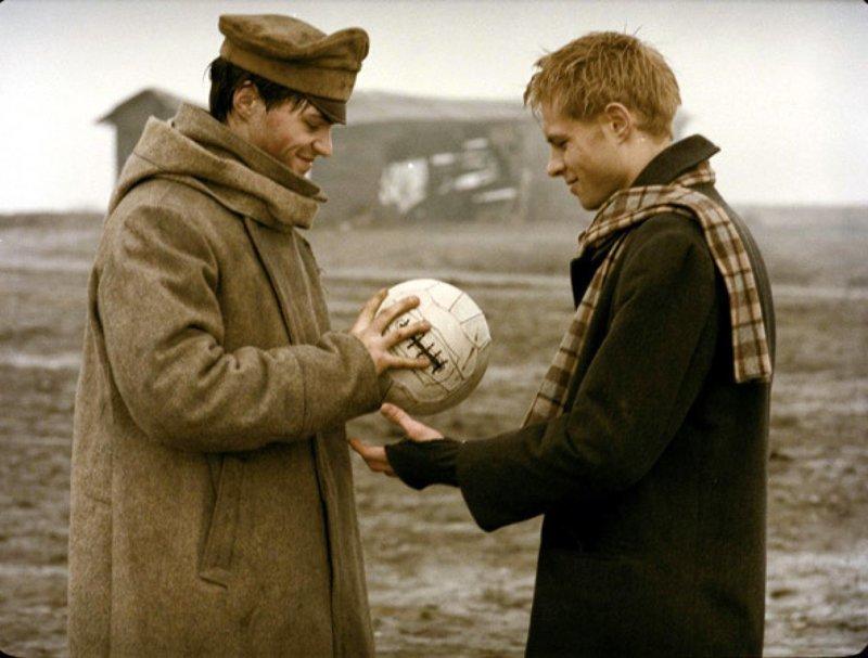 «Гарпастум» (2005) актер, дом кино, кино, фильм, футбол