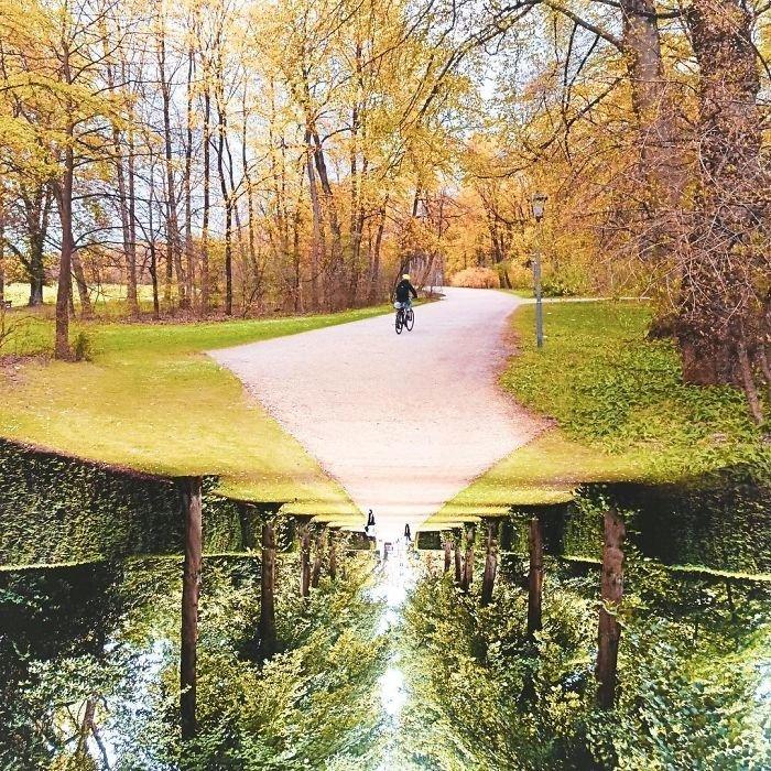 20. Другая реальность Моника Карвальо, работа, сюрреализм, творчество, фотография, фотомонтаж