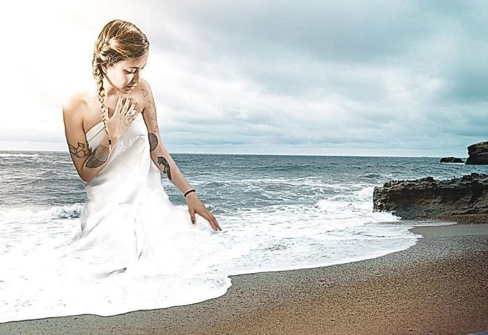 15. Как вам платье? Моника Карвальо, работа, сюрреализм, творчество, фотография, фотомонтаж