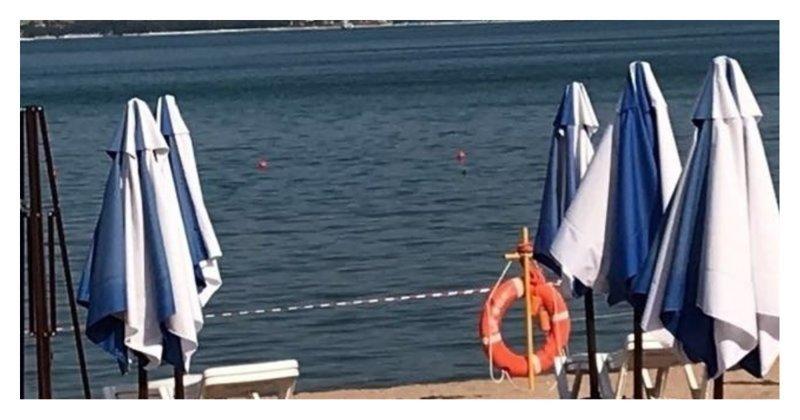 Из-за прорыва канализации в Геленджике закрыли все пляжи ynews, геленжик, канализация, море, нечистоты, пляж, слив нечистот