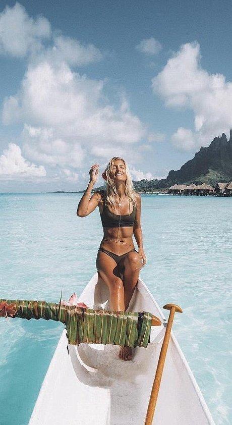 Лорен Буллен вместе с возлюбленным и сестрой путешествуют по миру Instagram, богатство, девушка, жизнь, роскошь, соцсеть, фото