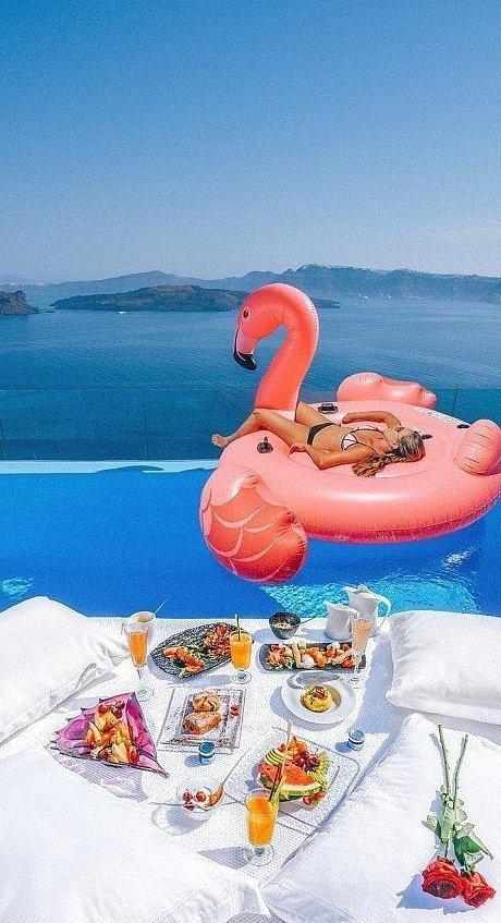 Сейчас девушка отдыхает в Греции Instagram, богатство, девушка, жизнь, роскошь, соцсеть, фото
