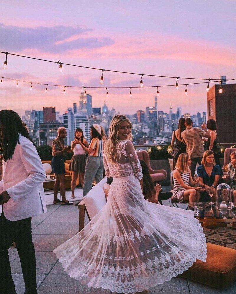 Лиза Даниэль (на снимке) и ее фотограф-муж Джейми Грин недавно связали себя узами брака в Байрон-Бей, Австралия Instagram, богатство, девушка, жизнь, роскошь, соцсеть, фото