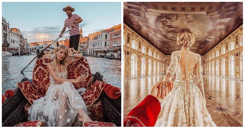 Познакомьтесь со счастливицами, хвастающимися красивой жизнью в Instagram Instagram, богатство, девушка, жизнь, роскошь, соцсеть, фото