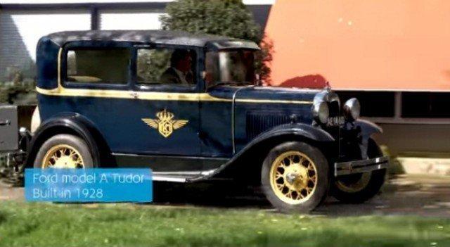 Раритетный Форд для Арнольда  выигрыш, история, факты