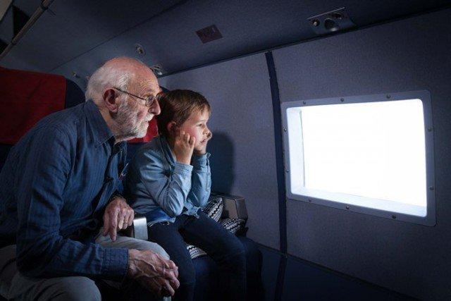 Пассажиры-счастливчики в самолете.  выигрыш, история, факты