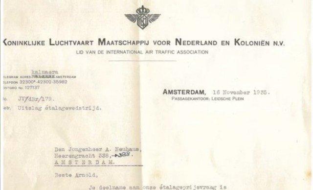 Билет, который выиграл Арнольд Нойхаус в 1935 году. выигрыш, история, факты