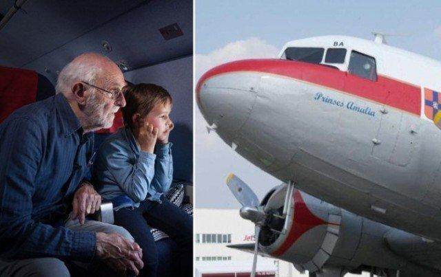 Без срока давности: Житель Нидерландов 83 года ждал свой подарок от авиакомпании выигрыш, история, факты