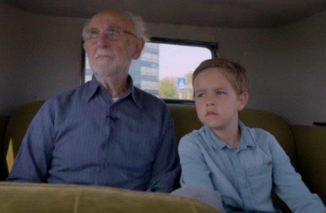 Арнольд с праправнуком.  выигрыш, история, факты