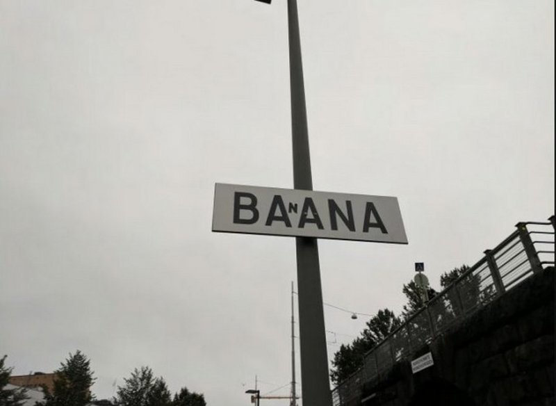 Даже вандалы какие-то милые   в мире, жизнь, идея, финляндия, это гениально