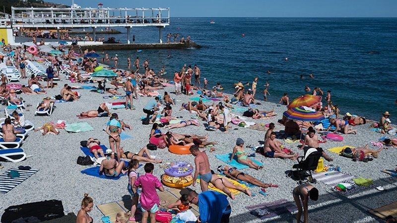 С открытием Крымского моста увеличился туристический поток на полуостров Крымский мост, крым, россия, туризм, факты