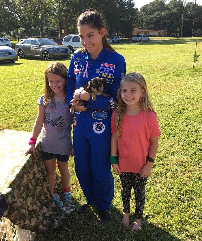 Цель этой организации - вдохновлять детей на то, чтобы они мечтали и исполняли свои мечты, и давать им возможности для этого nasa, Марс Космос, астронавтка, космос, марс, миссия, сша, центр подготовки космонавтов