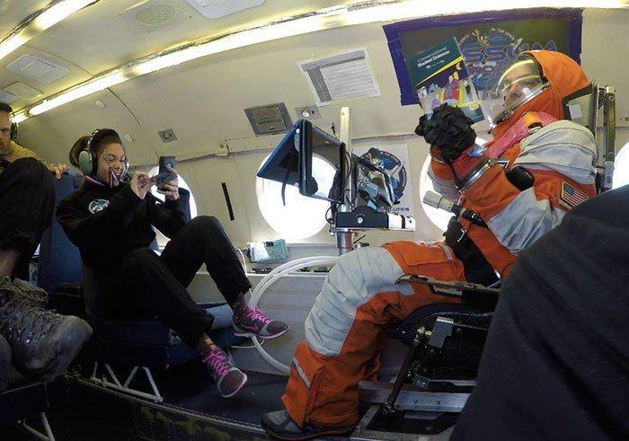 Тем временем ее главная мечта откладывает серьезные отношения и семью на далекое (и неопределенное) будущее nasa, Марс Космос, астронавтка, космос, марс, миссия, сша, центр подготовки космонавтов